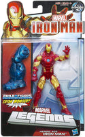 Marvel Legends Heroic Age Iron Man 6 inch (Iron Monger BAF) Action Figure