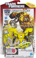 Transformers Generations Thrilling 30 Deluxe Class Bumblebee Action Figure 1