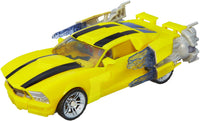 Transformers Generations Thrilling 30 Deluxe Class Bumblebee Action Figure 3