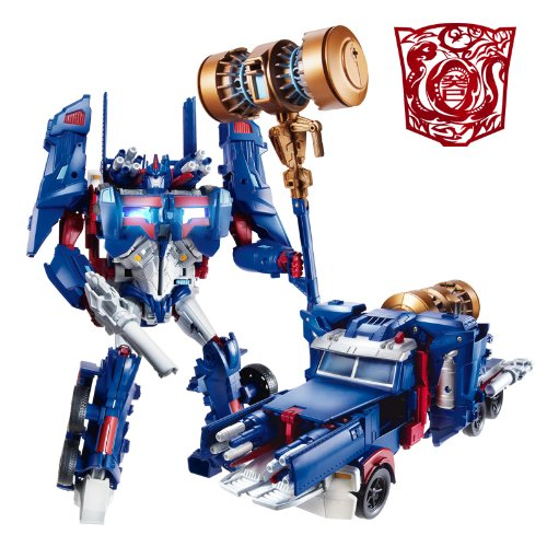 Transformers Platinum Edition Year of the Snake Ultra Magnus Fall of Cybertron 2013