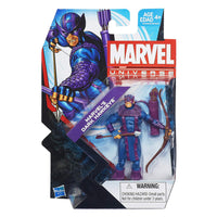Marvel Universe Series Dark Hawkeye 3.75 inch Action Figure 1