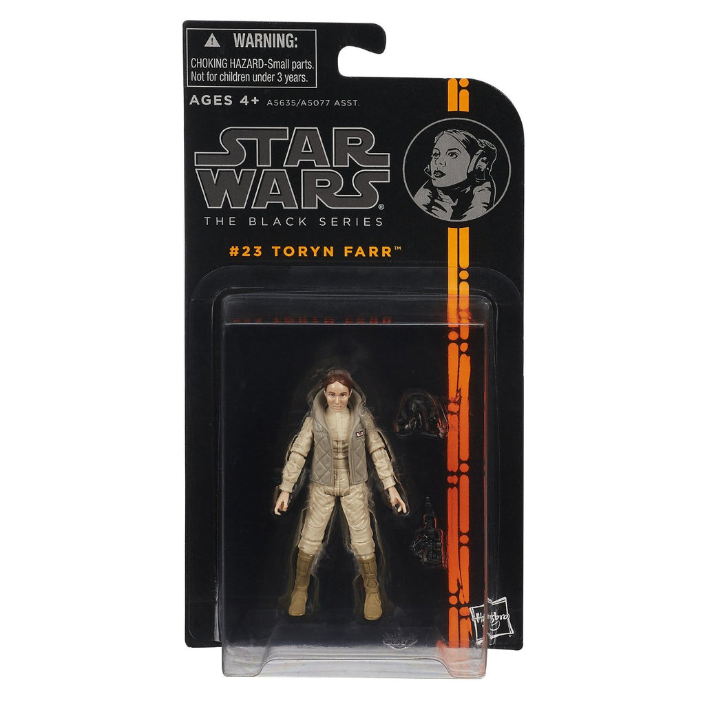 Star Wars The Black Series #23 Toryn Farr 3.75 Inch Figure