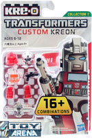 Transformers Kre-O Ironhide Custom Kreon 38 pcs. Collection 1