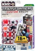 Transformers Kre-O Starscream Custom Kreon 43 pcs. Collection 1