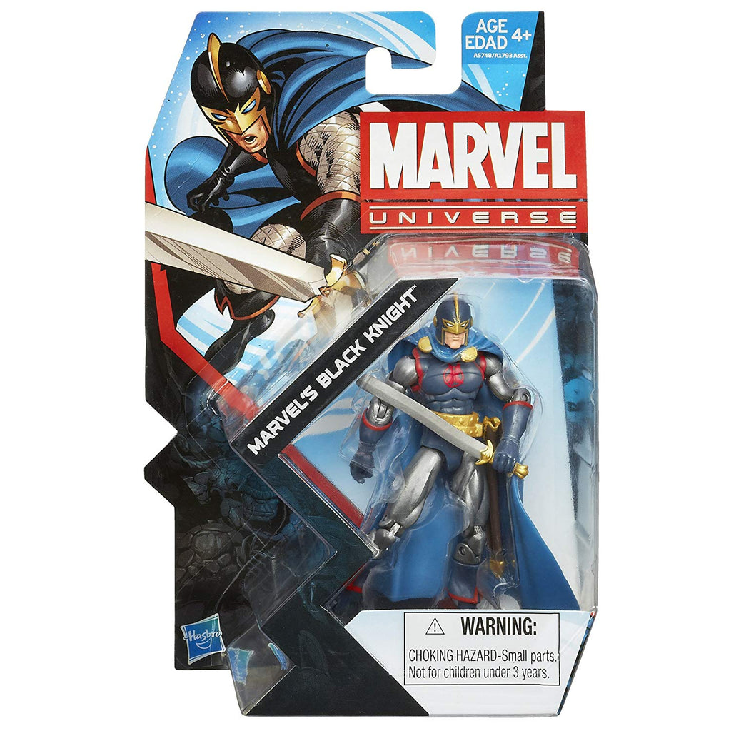 Marvel Universe Series Black Knight 3.75 inch Action Figure 1