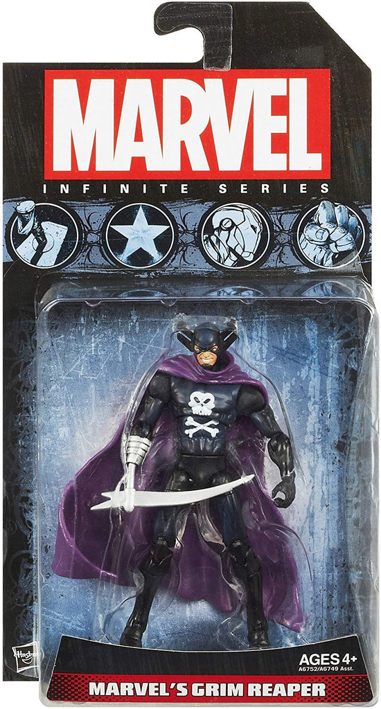 Marvel Infinite Series Grim Reaper 3.75 inch Wave 1 Action Figure 1