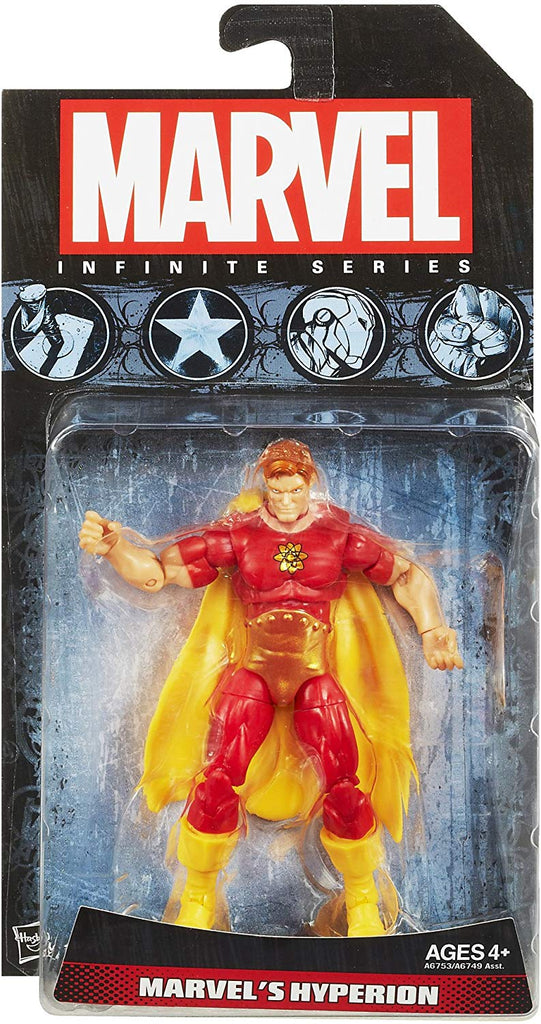 Marvel Infinite Series Hyperion 3.75 inch Wave 1 Action Figure 1