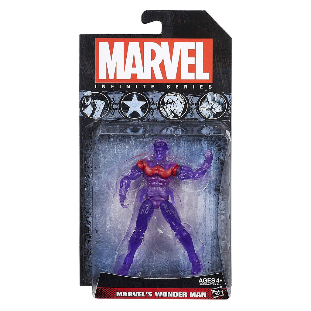 Marvel Infinite Series Wonderman 3.75 inch Action Figure 1