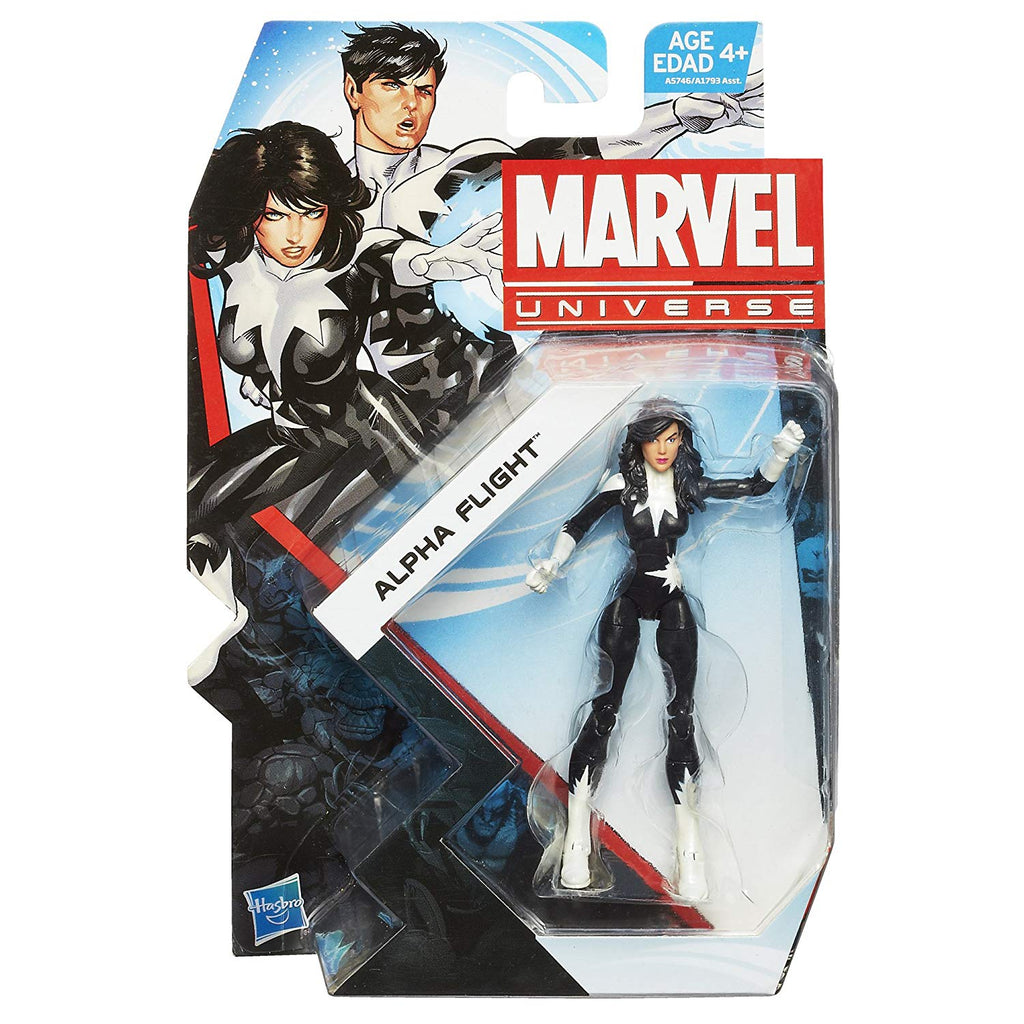 Marvel Universe Series Alpha Flight 3.75 inch Action Figure 1