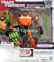 Transformers Generations Thrilling 30 Anniversary Voyager Class Roadbuster Autobot Action Figure