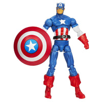 Marvel Infinite Series Captain America 3.75 inch Action Figure 2