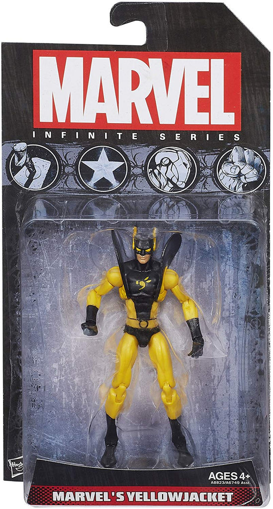Marvel Infinite Series Yellow Jacket 3.75 inch Wave 1 Action Figure 1
