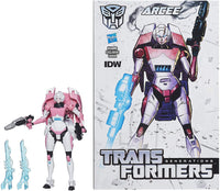 Transformers Generations Thrilling 30 Deluxe Class Arcee Action Figure 2