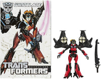 Transformers Generations Thrilling 30 Deluxe Class Windblade Action Figure 2