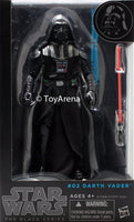 Star Wars The Black Series #02 Darth Vader 6 Inch Figure 1