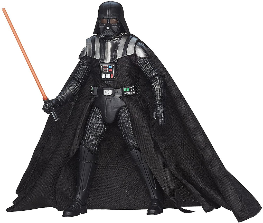 Star Wars The Black Series #02 Darth Vader 6 Inch Figure