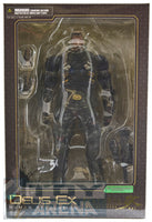 Deus Ex: Human Revolution Lawrence Barret Play Arts Kai Square Enix Action Figure