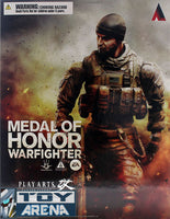 Medal of Honor Warfighter Preacher Play Arts Kai Action Figure