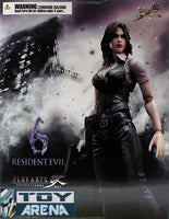 Resident Evil 6 Helena Harper Play Arts Kai Action Figure Square Enix
