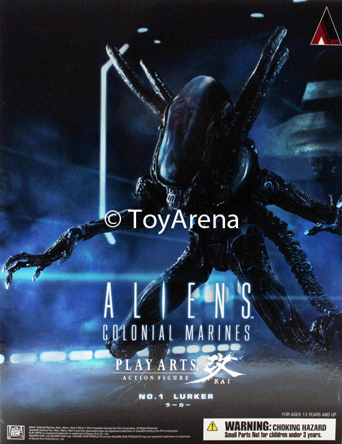 Aliens Colonial Marines No 1 Lurker Play Arts Kai Action Figure