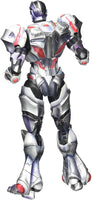 DC Universe Justice League Cyborg Variant Anime Style Play Arts Kai Action Figure 3