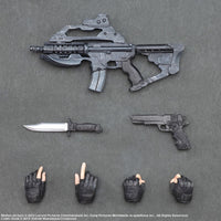 Appleseed Alpha Deunan Knute Play Arts Kai Action Figure