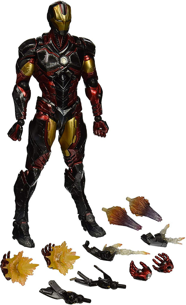 Marvel Universe Iron Man Play Arts Kai Action Figure 1