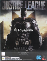 DC Universe Justice League Movie Batman Tactical Suit Ver. Variant Play Arts Kai Action Figure