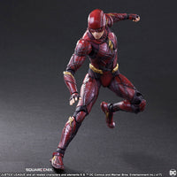 DC Universe Flash Justice League Variant Play Arts Kai Action Figure