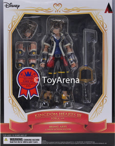 Bring Arts Kingdom Hearts III Sora  Second Form Ver. Square Enix Figure