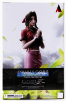 Crisis Core: Final Fantasy VII Aerith Gainsborough Play Arts Kai Action Figure