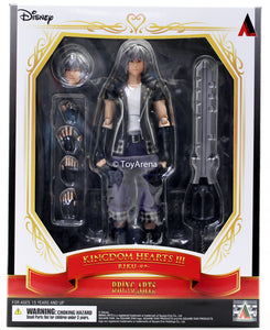 Bring Arts Kingdom Hearts III Riku Square Enix Figure