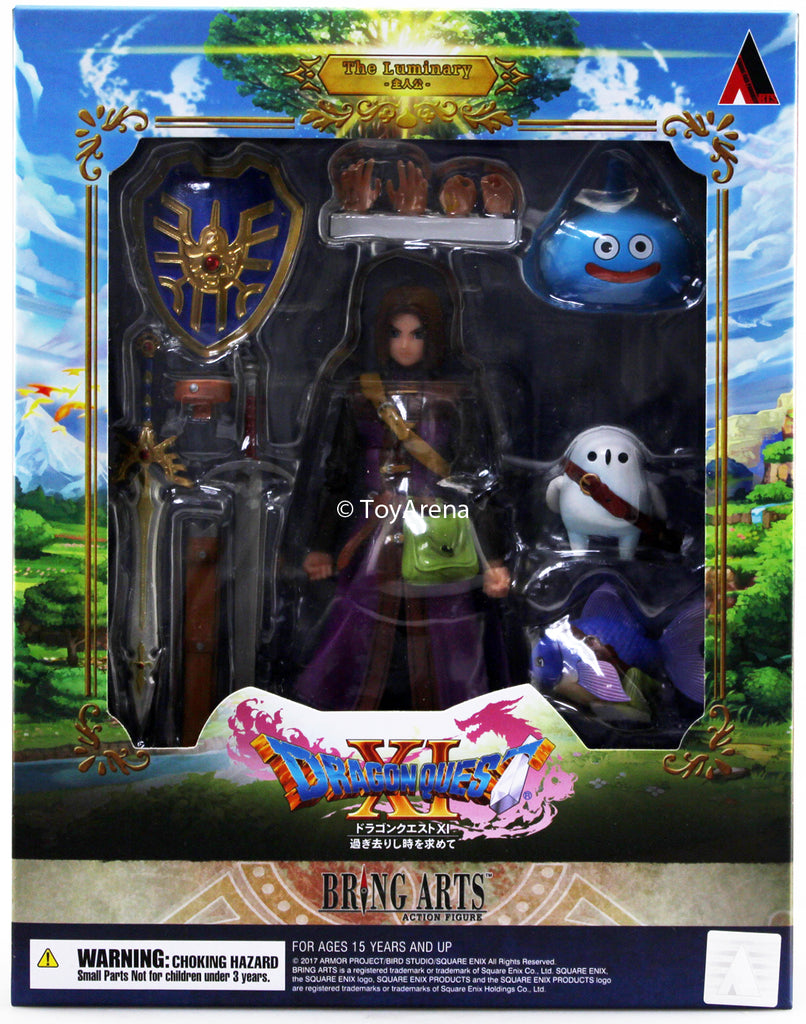 Bring Arts Dragon Quest XI The Luminary Square Enix Figure