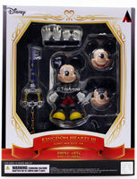 Bring Arts Kingdom Hearts III King Mickey Square Enix Figure