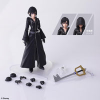 Bring Arts Xion Kingdom Hearts III Square Enix Figure