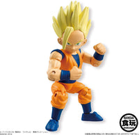 Bandai 66 Action Dash Dragon Ball Z Super Saiyan 2 Gohan Action Figure