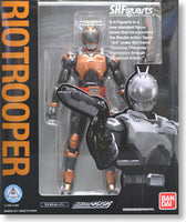 S.H. Figuarts Riotrooper Kamen Rider Action Figure - Shelf Wear Box