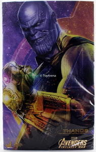Hot Toys 1/6 Marvel Thanos: Avengers Infinity War MMS479 Sixth Scale Figure 1
