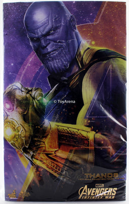Hot Toys 1/6 Marvel Thanos: Avengers Infinity War MMS479 Sixth Scale Figure