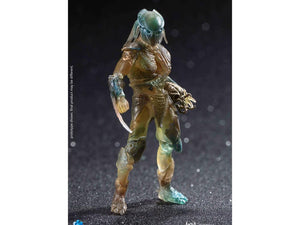Hiya Toys 1/18 Predator PX Exclusive Falconer Predator (Active Camouflage) Action Figure