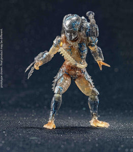 Hiya Toys 1/18 Predators PX Exclusive Jungle Hunter Predator (Water Emergence) Action Figure