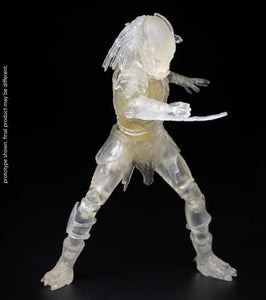 Hiya Toys 1/18 Predator PX Exclusive Berserker Predator (Invisible) Action Figure