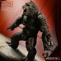 Mezco Toys King Kong of Skull Island 7 Inch Action Figure