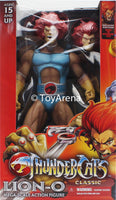 Mezco Thundercats Lion-O Deluxe Edition Mega Scale Action Figure