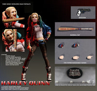 Mezco Toys ONE:12 Collective: Harley Quinn Suicide Squad Ver. Action Figure
