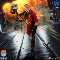 Mezco Toys One:12 Collective: DC PX Harley Quinn Playing for Keeps Edition Action Figure 6