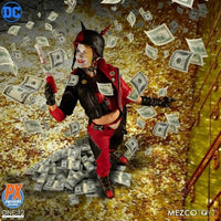 Mezco Toys One:12 Collective: DC PX Harley Quinn Playing for Keeps Edition Action Figure 2