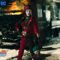 Mezco Toys One:12 Collective: DC PX Harley Quinn Playing for Keeps Edition Action Figure 3