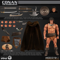 Mezco Toys One:12 Collective: Conan The Barbarian Action Figure