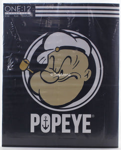 Mezco Toys One:12 Collective: Popeye Action Figure